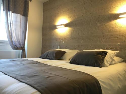 Ici m'aime : Hotel near Précy-sous-Thil