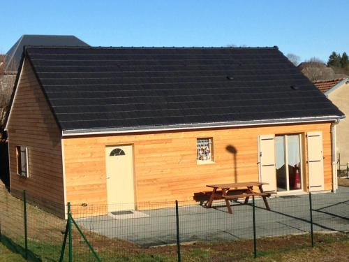 Le chalet des Patures : Guest accommodation near Vernines
