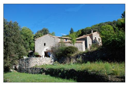Mas des Nabières : Bed and Breakfast near Montdardier