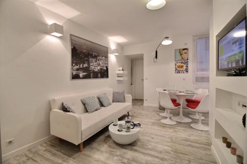 Relais du Temple : Apartment near Paris 3e Arrondissement