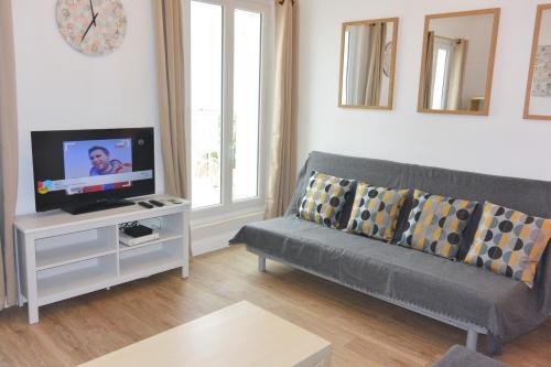 APPARTEMENT 2 CHAMBRES CENTRE MARSEILLE : Apartment near Marseille 16e Arrondissement