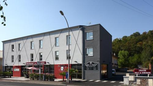Brit Hotel Brive La Gaillarde - Restaurant La Limousine : Hotel near Brive-la-Gaillarde