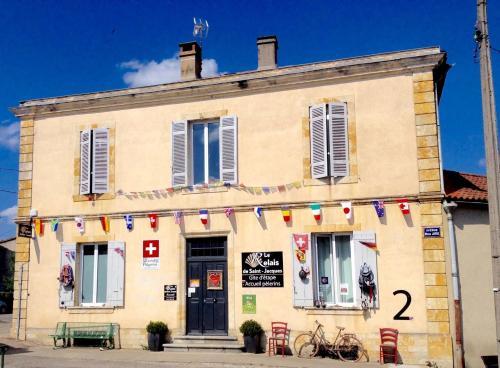 Gîte et Chambres Le Relais de St Jacques : Hostel near Condom