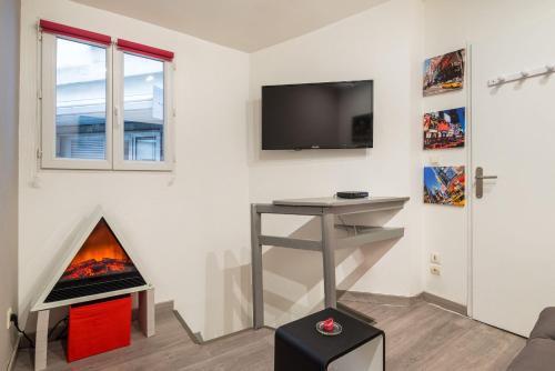 Appartement Phare de Saxe : Apartment near Lyon 3e Arrondissement