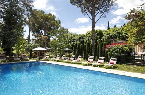 Le Pigonnet - Esprit de France : Hotel near Bouc-Bel-Air