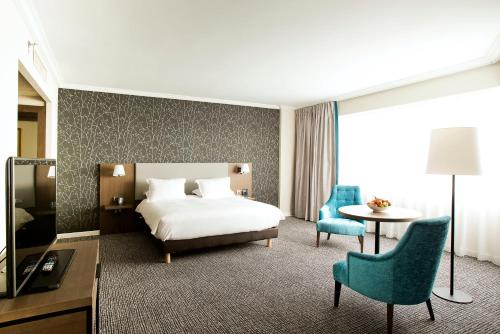 Hilton Paris Charles De Gaulle Airport : Hotel near Mitry-Mory