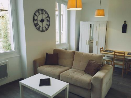 Studio Saint Etienne Hyper Centre : Apartment near Saint-Priest-en-Jarez