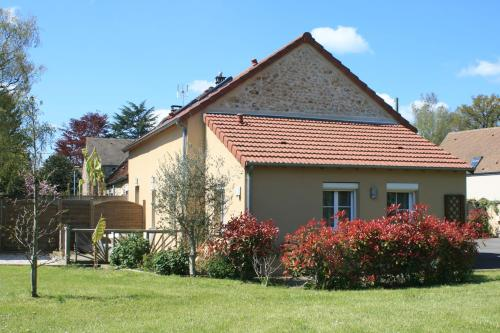 Les cottages de Magny : Apartment near Saint-Lambert