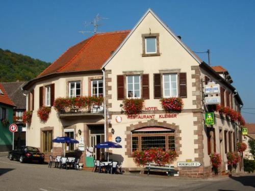 Kleiber : Hotel near Dossenheim-sur-Zinsel