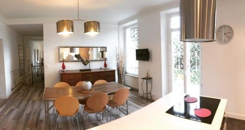 Le Grand Lys : Apartment near Rosny-sous-Bois