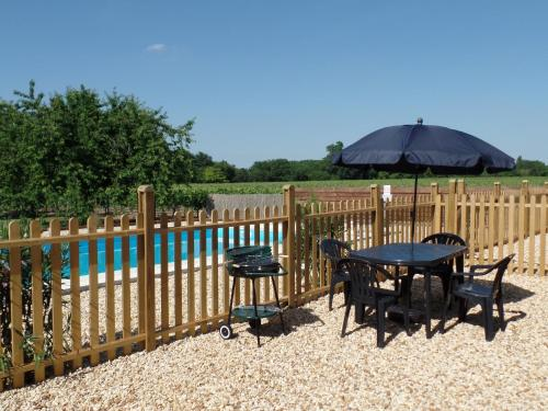 Gondeville Gîtes : Apartment near Bourg-Charente