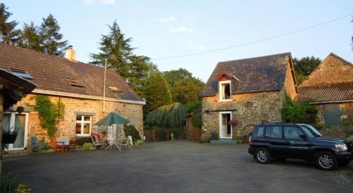La Rouillardais Gite : Guest accommodation near Saint-Christophe-des-Bois