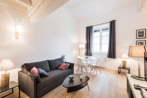Luckey Homes - Rue Sergent Blandan : Apartment near Lyon 4e Arrondissement