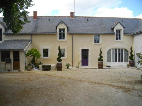 La Rosée D'Anché : Bed and Breakfast near Chaveignes