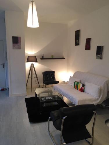 La Maison du Bonheur : Apartment near Honfleur
