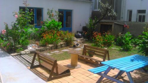 Bigouden Backpacker : Hostel near Treffiagat