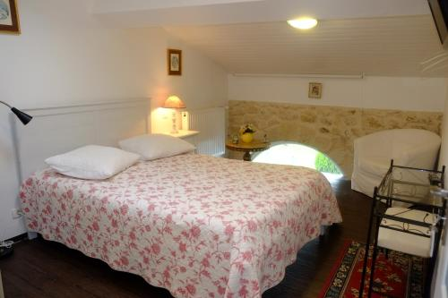 Chambres d'hôtes saint-jean : Guest accommodation near Lugaignac