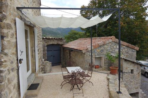 Gite Les Douces : Guest accommodation near Darbres