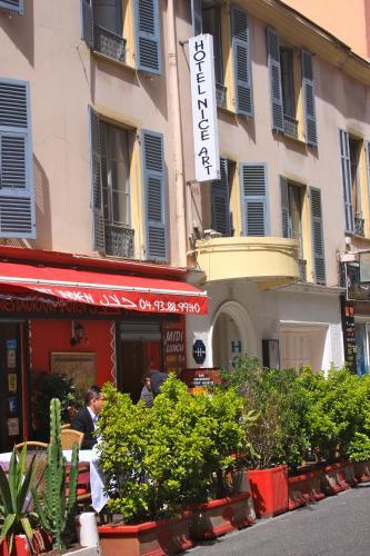 Nice Art Hotel : Hostel near Nice