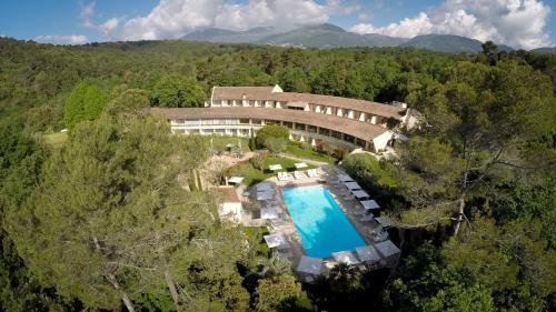 Hotel Restaurant La Vague de Saint Paul & Spa : Hotel near Vence