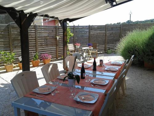 Lucinkas : Bed and Breakfast near Gabian