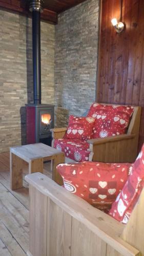Gîte Mont Joly : Guest accommodation near Passy