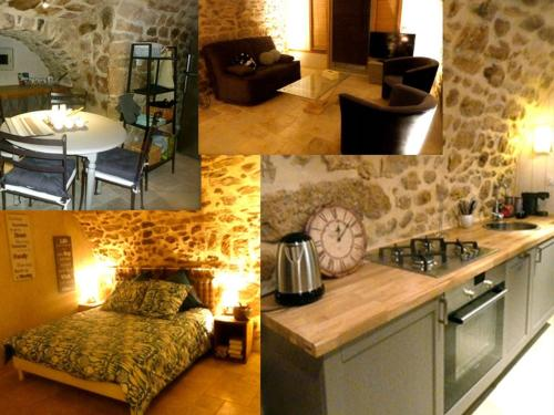 Mas Héritage : Guest accommodation near Dompnac