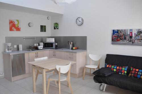 L' Atelier de la Monnaie : Apartment near Tignieu-Jameyzieu