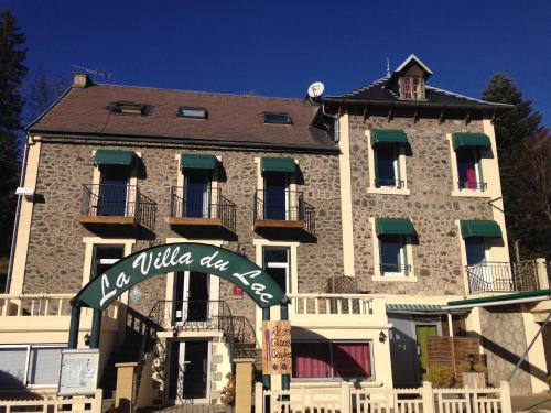 La Villa du Lac : Hotel near Cournols