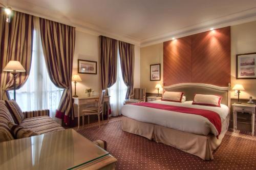 Best Western Premier Trocadero La Tour : Hotel near Paris 16e Arrondissement