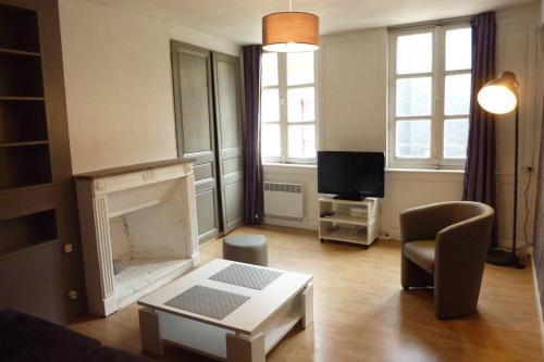 Studio Bons Enfants : Apartment near Rouen