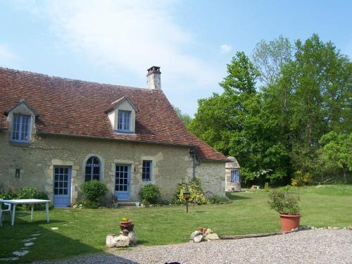 Maison d'Hôtes Les Après : Guest accommodation near Saint-Cyr-la-Rosière