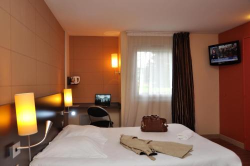 Hôtel Inn Design Resto Novo Amiens : Hotel near Amiens