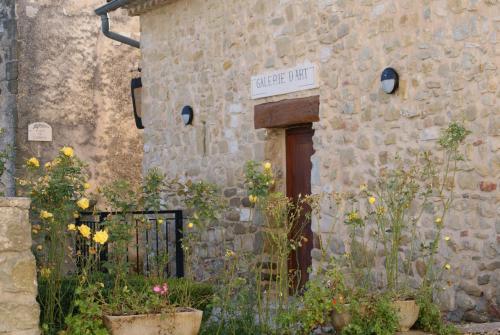 Auberge de l´Abbaye : Guest accommodation near Saint-Étienne-les-Orgues