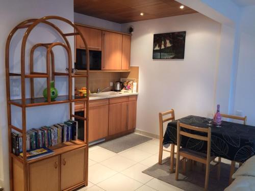 Studio du Val Vert : Apartment near Fuans