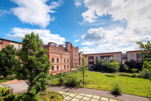 Zenitude Hôtel-Résidences Les Portes d'Alsace : Guest accommodation near Balbronn