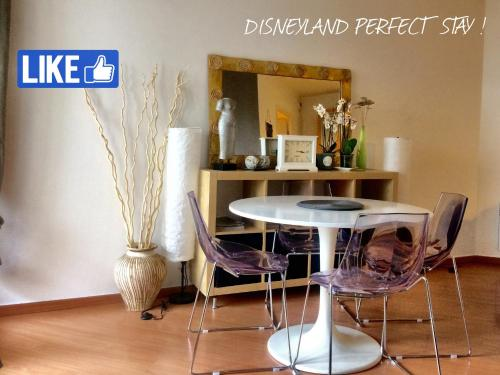Disneyland Paris Home Sweet Home : Apartment near Pontcarré