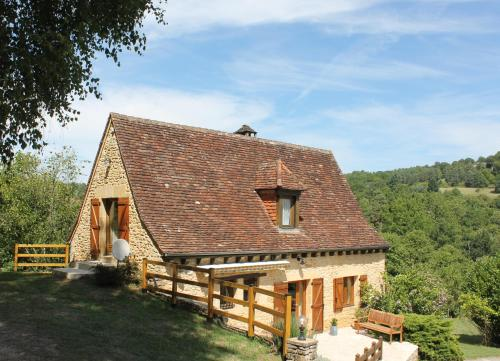 Gite Introvigne Sarlat : Guest accommodation near Saint-André-d'Allas