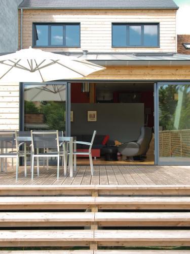 La suite des Batignolles : Guest accommodation near Souligné-Flacé