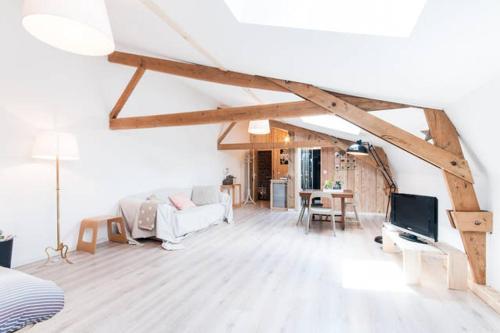 La Chicorée : Guest accommodation near Tourmignies