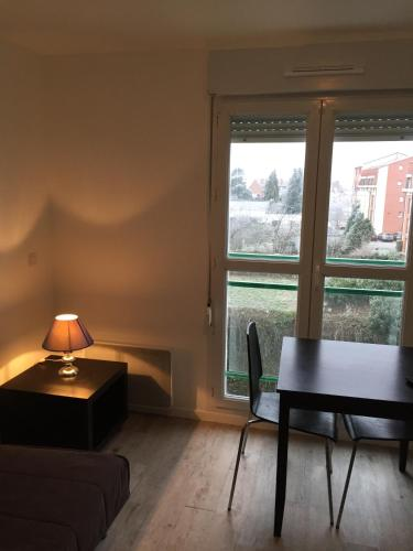 Arras Appartment : Guest accommodation near Tilloy-lès-Mofflaines