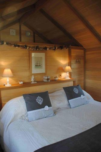 La Cabane : Guest accommodation near Pindray