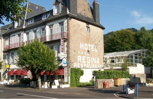 Logis Regina : Hotel near Chastreix