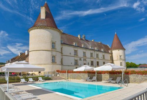 Hôtel Golf Château de Chailly : Hotel near Salmaise