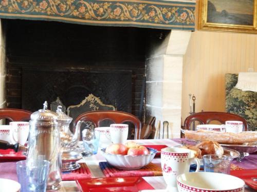 Le Logis du Marais : Guest accommodation near Thaon
