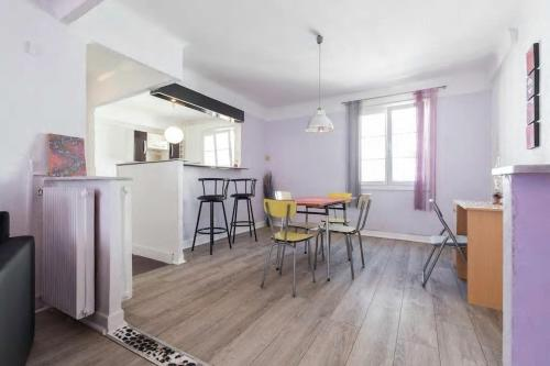 Appartement La Baîeta : Apartment near Saint-André-de-la-Roche