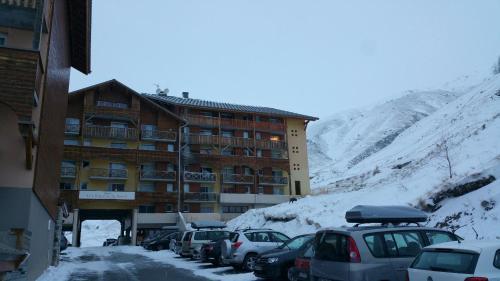 Appartement les Balcons du Soleil : Apartment near Seyne
