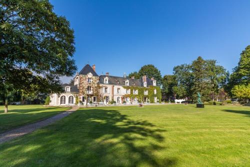 Domaine des Hauts de Loire : Hotel near Onzain