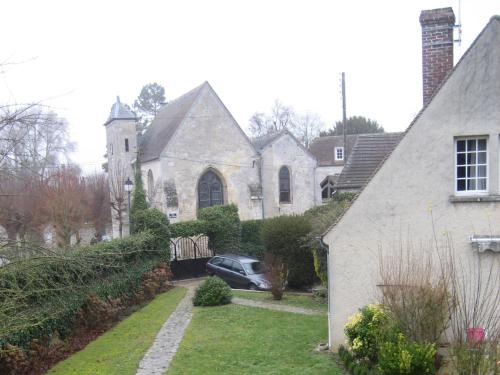 La Grange : Bed and Breakfast near Villers-Saint-Frambourg
