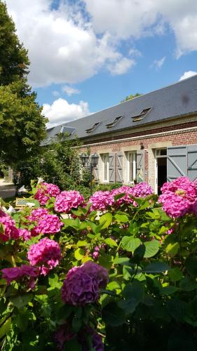 Les Clés d'Auriane : Guest accommodation near Cuy-Saint-Fiacre
